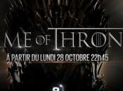 Game Thrones saison série événement diffusée soir