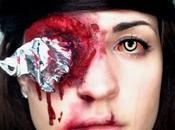 Halloween Make-Up horror transpercé