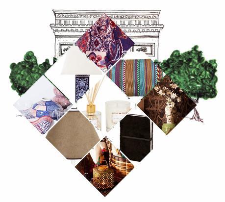 zara home champs elysees paperblog. Black Bedroom Furniture Sets. Home Design Ideas
