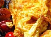 vendredi c'est retour vers futur… L'omelette tomates Kylie Kwong parce qu'il toujours faim pour omelette