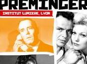 novembre décembre, l'Institut Lumière Rétrospective Otto Preminger
