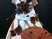 superbes robes créateurs croquer C'est salon chocolat passe