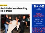 Justin Bieber Scandale pour star après diffusion photos compromettantes