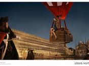 Venise m'était contée acte l'Invitation voyage Louis Vuitton