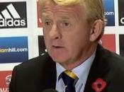 sélection écossaise pour matchs novembre