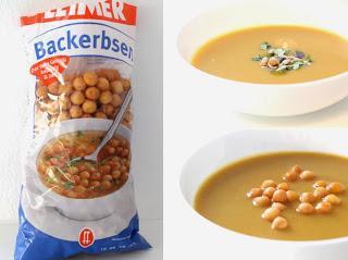 Backerbsen... ou comment faire aimer la soupe aux enfants