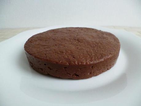 G teau cru hyperprot in chocolat noisette au psyllium sans oeufs ni beurre paperblog - Gateau sans oeuf ni beurre ...