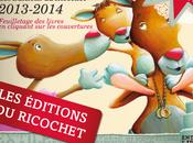 editions Ricochet Livres jeunesse