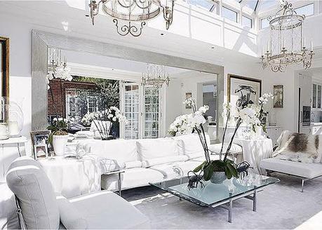 un int rieur romantique baroque voir. Black Bedroom Furniture Sets. Home Design Ideas