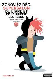 Visite au pays des livres jeunesse salon de montreuil en vue paperblog - Salon du livre jeunesse de montreuil ...