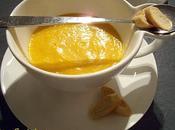 Crème carottes cumin