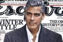 George Clooney froid avec Russell Crowe Leonardo DiCaprio