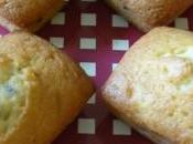 muffins façon madeleine pépites chocolat