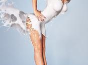 Avec calendrier MILKY Pin-Ups, lait n'aura jamais aussi sexy!
