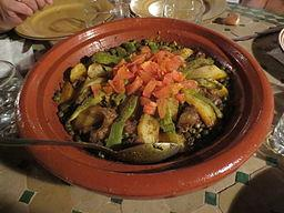 la gastronomie marocaine et la sante