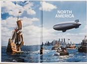 National Geographic fête travers livre somptueux