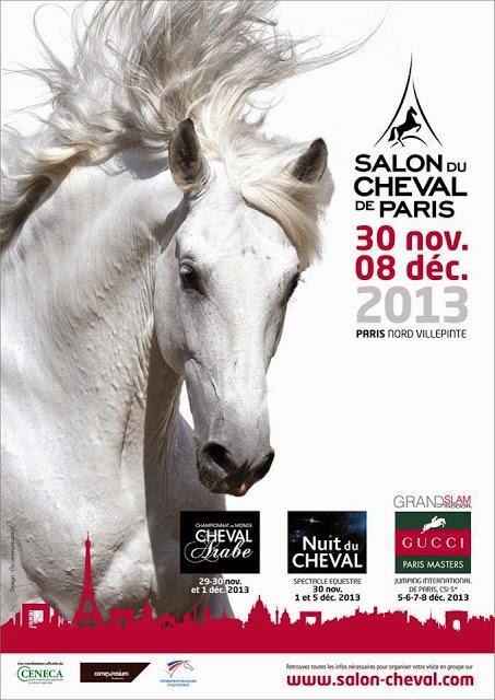 Concours salon du cheval 2013 gagnez votre invitation for Salon du cheval tarif