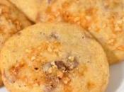 Cookies chunks chocolat nougatine