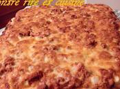 """Pizza sauce bolognaise champignons """"maison"""""""