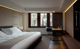 Visite d co l h tel conservatorium amsterdam paperblog - Deco design slaapkamer ...