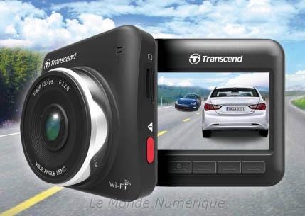 transcend drivepro 200 la cam ra embarquer dans sa voiture voir. Black Bedroom Furniture Sets. Home Design Ideas