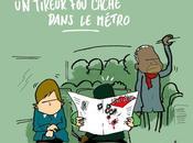 tireur Paris traqué police