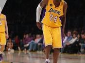 Kobe Bryant, blessure repart!