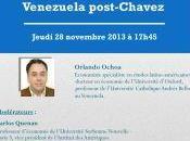 """Conférence """"Énergie stabilité Venezuela post-Chavez"""" Paris"""