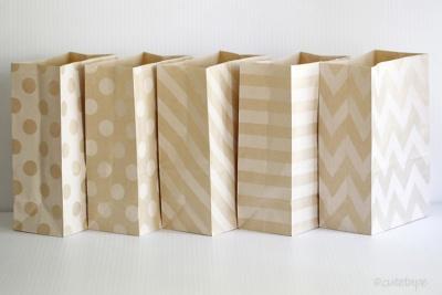 et si vous mettiez un peu de kraft dans votre d coration de mariage paperblog. Black Bedroom Furniture Sets. Home Design Ideas
