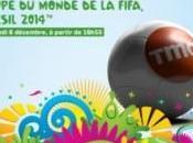 Coupe monde 2014 tirage sort groupes décembre direct