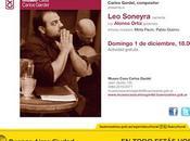 Dernier concert 2013 Carlos Gardel Compositor l'affiche]
