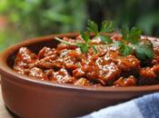 Ragoût porc champignons (Kavarma kebap)