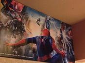 Cinéma amazing Spider-man l'affiche