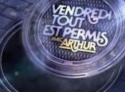 Vendredi tout permis avec Axelle Laffont, Jeff Panacloc, Arnaud Ducret