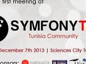 OXIA sponsor officiel SYMFONY Forum 2013 organisé Symfony Community Tunisia
