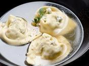 Tortellini champignons, noix Bleu