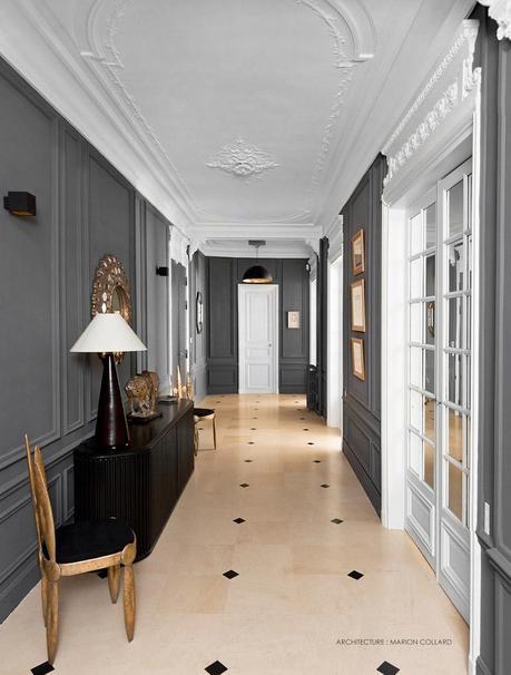 Plus de 1000 id es propos de meuble sur pinterest cuisine ikea et buffet - Renovation appartement haussmannien ...