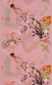 Tapisseries de papier papiers peints et arts d coratifs - Galerie nationale de la tapisserie beauvais ...