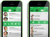 nouvelle version Whatsapp pour l'iOS7