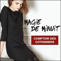 La petite robe noire par comptoir des cotonniers paperblog - Comptoir des cotonniers fr ...