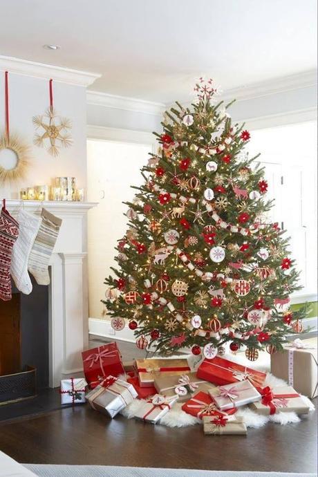 Modele Decoration Sapin De Noel - Decoration Ideas