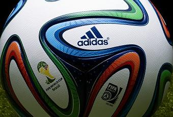 Brazuca le ballon officiel de la coupe du monde 2014 d couvrir - Ballon de la coupe du monde 2014 ...