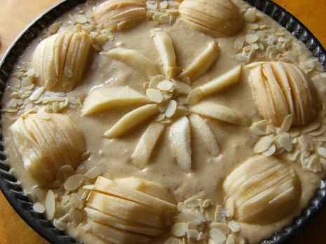 Recette gateau pomme miel cannelle