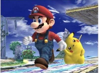hit Super Smash Bros . arrive sur Wii avec Super Smash Bros. Brawl