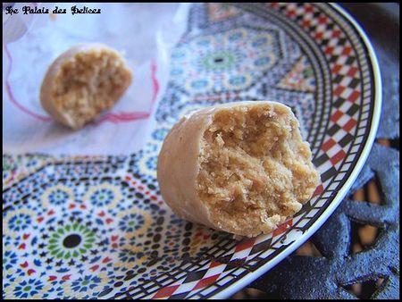 Gateaux marocain cacahuetes