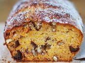 Cake butternut, dattes noix pécan..Un cake saveurs l'automne.