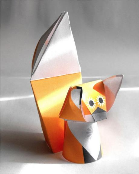 Little Orange Fox de Crystal Smith
