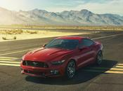 nouvelle Ford Mustang présentée Shanghai