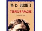 Terreur Apache, W.R.Burnett, Actes Sud.