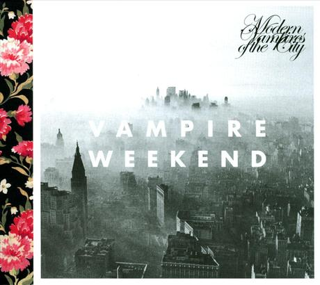 Vampire Weekend Modern Vampires of the City Les plus belles pochettes    Vampire Weekend Modern Vampires Of The City Floral
